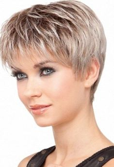 Today we have the most stylish 86 Cute Short Pixie Haircuts. We claim that you have never seen such elegant and eye-catching short hairstyles before. Pixie haircut, of course, offers a lot of options for the hair of the ladies'… Continue Reading → Short Hairstyles Fine, Haircuts For Fine Hair, Short Pixie Haircuts, Haircut Short, Hairstyle Short, Cut Hairstyles, Pixie Hairstyles For Thick Hair Undercut, Trendy Hairstyles, Hairstyle Ideas