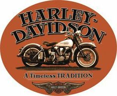 Harley-Davidson® Timeless Embossed Tin Sign by Harley-Davidson. $18.95. © 2010 H-D Manufactured by Ande Rooney under license from Harley-Davidson® Motor Company