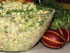 Sałatka wielkanocna z brokułem - Przepisy kulinarne - Sałatki Guacamole, Mexican, Ethnic Recipes, Food, Essen, Meals, Yemek, Mexicans, Eten