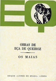 Os Maias é um dos meus livros favoritos e um dos que mais vezes li: que me lembre 5 :)
