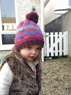 Ravelry: Project Gallery for From Norway with love - hat pattern by Anna & Heidi Pickles