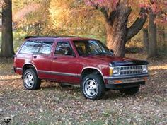 1992 Chevy S10 Blazer - Bing Images