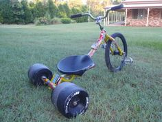 Drift trikes, Huffy Sliders...