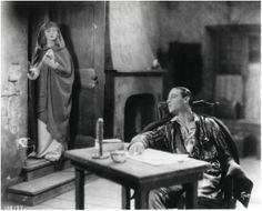 Alice Terry and Rudolph Valentino in The Conquering Power (1921)