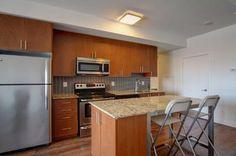 260 sackville condo kitchen island - Google Search Condo Kitchen, Kitchen Reno, Kitchen Island, Google Search, Simple, House, Inspiration, Ideas, Home Decor