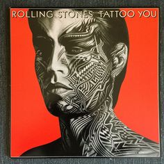 Rolling Stones - Tattoo You (Used LP)