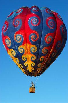 12 Amazing Hot Air Balloon Festivals Around the World
