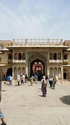 Pink city...Jaipur