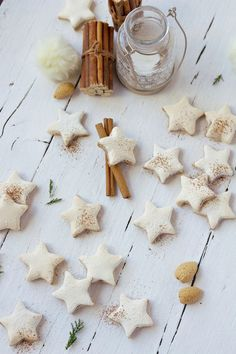 cinnamon star cookies