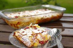 clafoutis z czereśniami Baked Potato, French Toast, Paleo, Gluten, Potatoes, Baking, Breakfast, Ethnic Recipes, Food