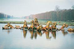 Jardins de Versailles or gardens | paris1972