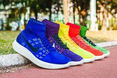 近賞 Nike 全新跑鞋 LunarEpic Flyknit