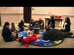 Sensory Story Time: A program designed for families of children with autism - YouTube