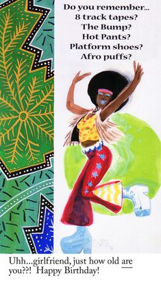 Details About African American Greeting Cards Birthday Pkg B