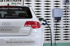 Audi at TED2012 announces U.S. introduction of A3 e-tron EV pilot program