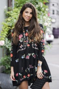 FASHION, SAVETA TOMOVIC, INFLUENCER, BLOGGER, SOCIAL MEDIA, FLOWER, STYLE, ZURICH, Influencer, Zurich, Marry Me, My Outfit, Fairy Tales, Floral Tops, Social Media, Flower, Casual