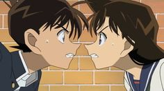 Shinichi and Ran. :))