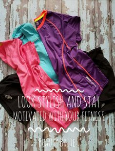 Look Stylish and Stay Motivated With Your Fitness | Beauty Brite