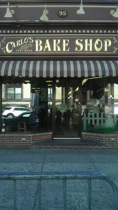 Carlos bakery/ dream of going there...
