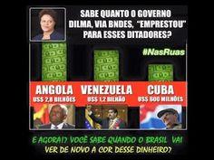 OBRAS FINANCIADAS PELO BNDES – OS PROSCRITOS
