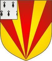 Ralph Bassett of Drayton coat of arms