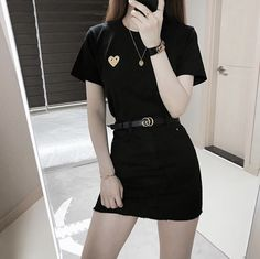 Check Out These Amazing korean fashion outfits 7702 # Outfits coreanos Korean Girl Fashion, Korean Fashion Trends, Korean Street Fashion, Ulzzang Fashion, Korea Fashion, Little Girl Fashion, Kpop Fashion, Teen Fashion, Latest Fashion