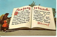 Fantasy Island, Grand Island, NY, 1960s