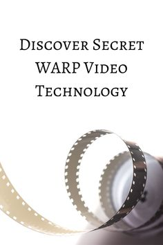 Discover Secret WARP Video Technology, Which Makes More Sales Of Both Your Own & Affiliate Products, And Makes Businesses Crave Your Video Services Even If You Have No Clue How To Make A Video. Crave You, Make Business, Open Source, You Videos, Blogging, Software, Technology, Products, Tech