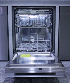 Miele Dishwasher Tabs Pratical : Miele Dishwashers Tabs Main Image Interior