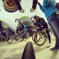 Movistar Team Time Trial