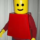 Playing with LEGO's is past time for many and I decided to make my very own life-size mini-figurine costume for Halloween. When I planned this costume, I was making two ...