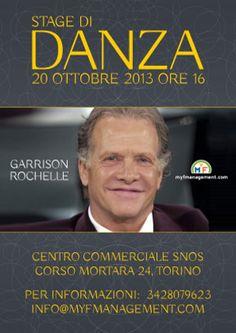 Stage gratuito con Garrison Rochelle « weekendinpalcoscenico la danza palco e web | IL PORTALE DELLA DANZA ITALIANA | weekendinpalcoscenico.it