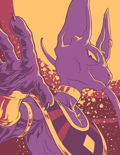 """svonbuchwald: """" Beerus - 61 I love the fact that there's a new Dragon Ball show yet I'm not sure if it's purely because of nostalgia. I don't love the music, I don't love the animation and I feel the last fight took way longer than it needed to. Manga Dbz, Manga Dragon, Art Manga, Dragon Ball Z, New Dragon, Akira, Black Goku, Nightcore Anime, Fanarts Anime"""