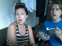 Believe In Yourself - Sarah's Karaoke Version!! - thegregorybrothers