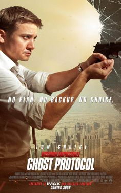 Mission: Impossible - Ghost Protocol Jeremy Renner