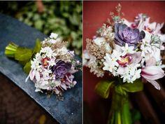 bouquet da noiva com suculentas