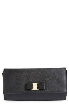 Salvatore Ferragamo 'Camy' Clutch available at #Nordstrom