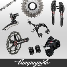 Campagnolo Super Record Groupset