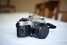 Best Starter Film Cameras Part 2: Canon 35 mm SLR cameras - http://www.inbeautyandchaos.com/best-starter-film-cameras-part-2-canon-35-mm-slr-cameras/