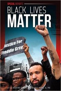 Chelsea Couillard-Smith, a librarian, created a #blacklivesmatter booklist for teens
