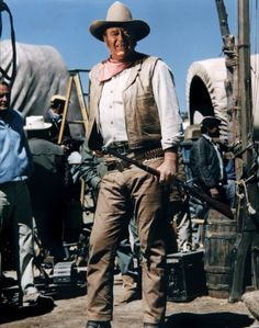 Go ahead, make a bid, Pilgrim: Huge archive of John Wayne items, including True Grit eye-patch, put up for auction Hollywood Stars, Old Hollywood, Wild West, Iowa, John Wayne Movies, The Lone Ranger, Actor John, Cowboy Up, True Grit