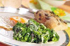 Brokolica s parmezánovou omáčkou Syr, Broccoli, Buffet, Vegetables, Food, Essen, Vegetable Recipes, Meals, Yemek