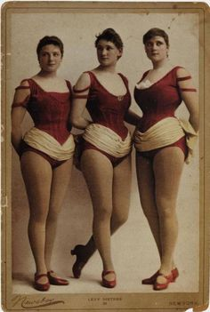 The trio of Levy (alternately spelled Levey) Sisters was a vaudeville act that performed in the United Kingdom in the early 20th century.