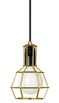 Worklamp Gold
