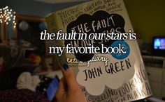 #the fault in our stars