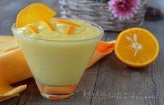 Crema pasticcera alle arance ricetta dolce facile e veloce, una ricetta base ottima per farcire qualsiasi tipo di dolce, dalle crostate al pan di spagna