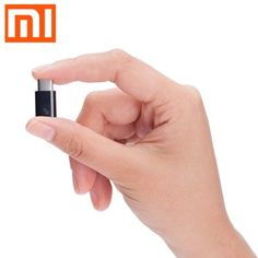 Original XiaoMi USB Type-C Male to Micro USB Female Connector-1.74 and Free Shipping  GearBest.com