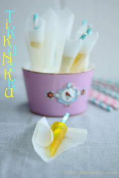 Pullahiiren leivontanurkka: Luukku 8: Tikkunekut