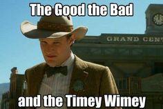 <3 Timey Wimey