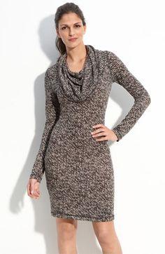 Karen Kane Print Jersey Dress